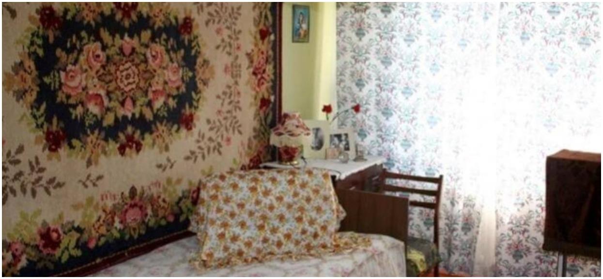 Dywan na ścianie, stylowa polska tradycja