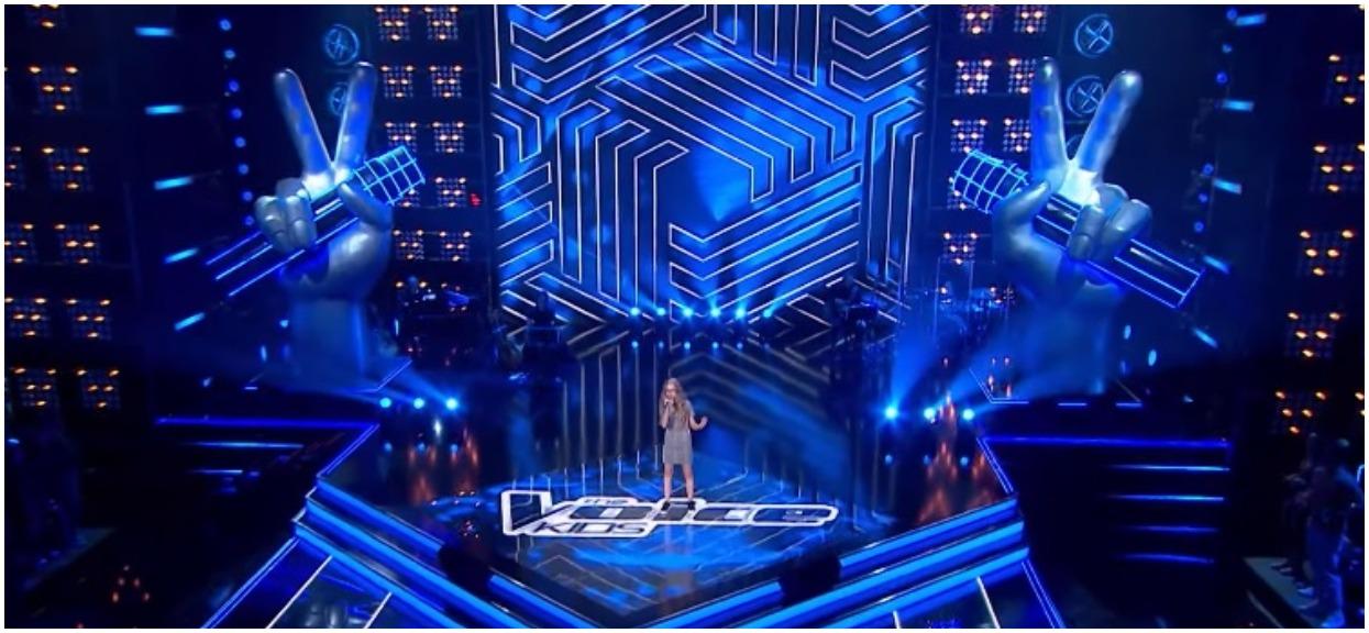 Podczas castingu do The Voice Kids dziewczynka chwyciła za mikrofon. Chwilę później wszyscy mieli oczy pełne łez
