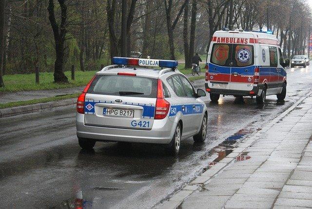 Najgorszy finał imprezy w polskim mieście. Nie żyje 39-latka, szybka akcja ratunkowa nie pomogła