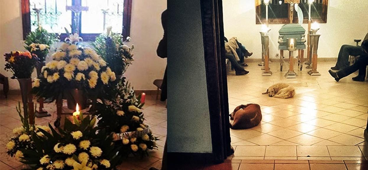 Chaos na pogrzebie. Z trumny zaczął wydobywać się głos, wszyscy zamarli z przerażenia