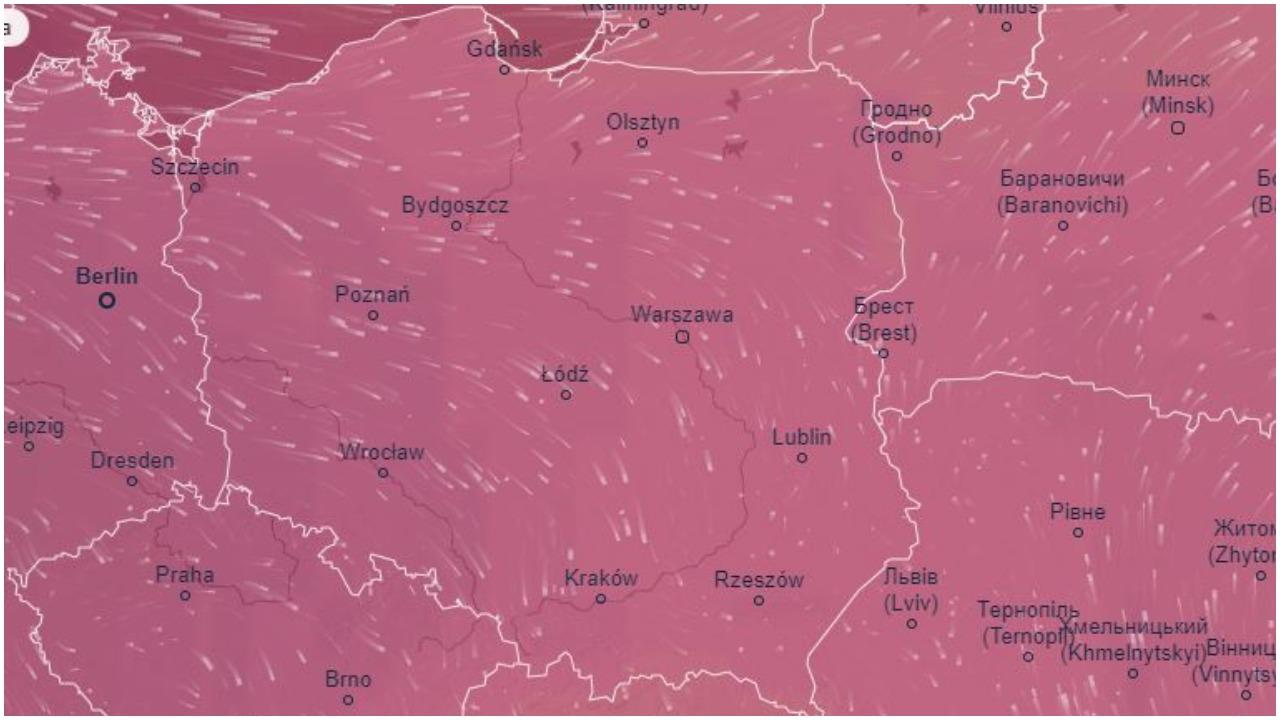Służby ostrzegają. W Polsce anomalia, jakiej nie było od lat, zostało tylko kilka godzin