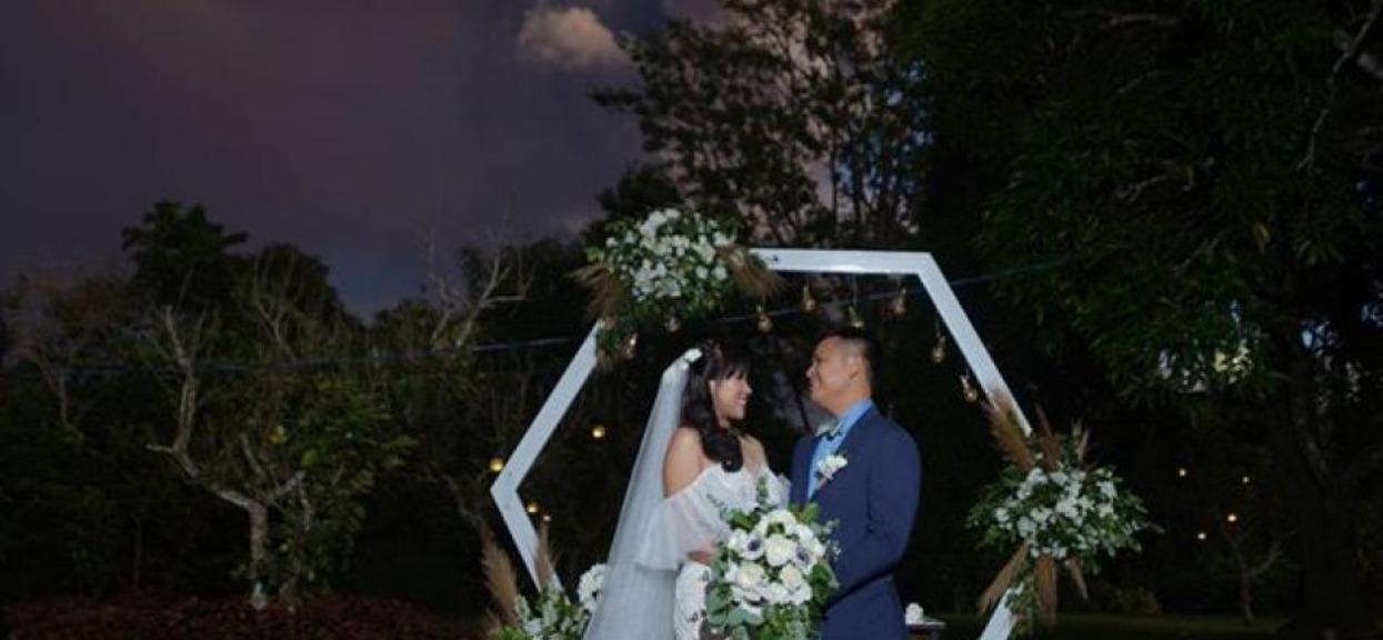 Ślub odbył się w niesamowitej oprawie