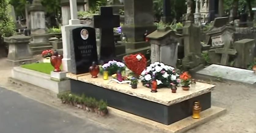 Łzy jedyną reakcją. Wygląd grobu Villas lata po śmierci jest przytłaczający, dlaczego odeszła?