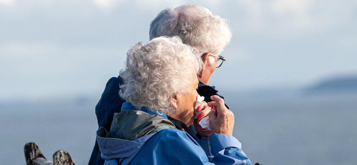 Po prawie 80 latach małżeństwa dowiedział się, co zrobiła żona i nie wytrzymał. Natychmiast zażądał rozwodu