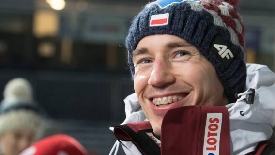 Kamil Stoch w Zakopanem