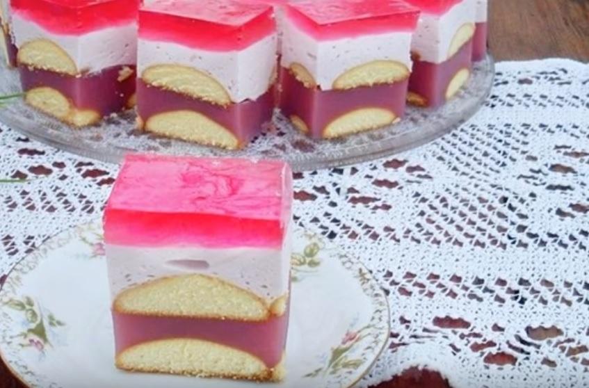 Ciasto Fiona bez pieczenia
