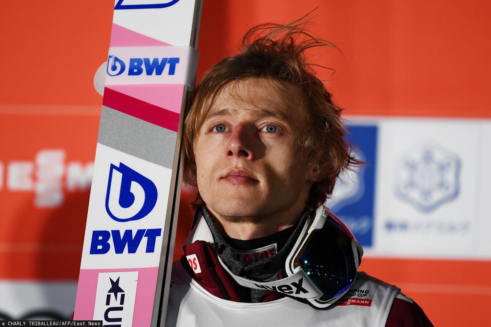 Dawid Kubacki trzeci w Sapporo. Stanął na podium po raz 10. z rzędu
