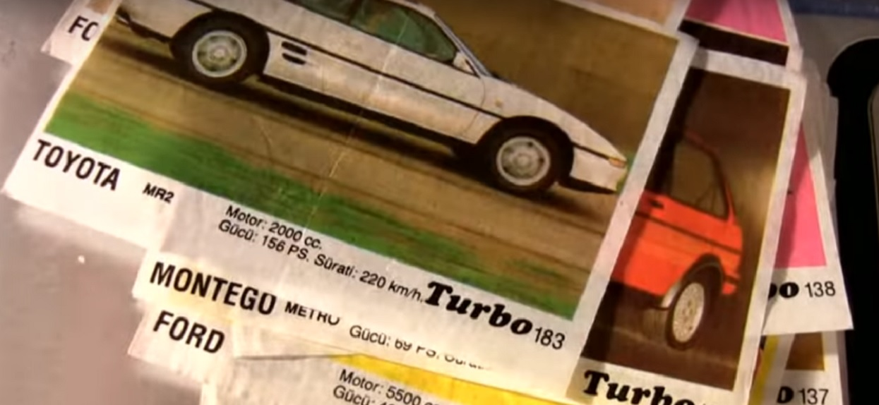 Zbieraliście samochody z gum Turbo?
