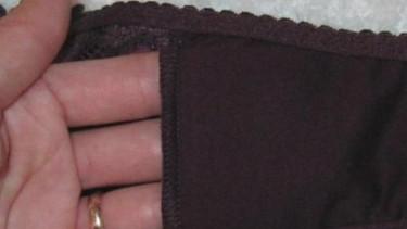 Chyba każdy się zastanawiał, po co jest kieszonka w damskich majtkach. Jej zadanie jest zadziwiające