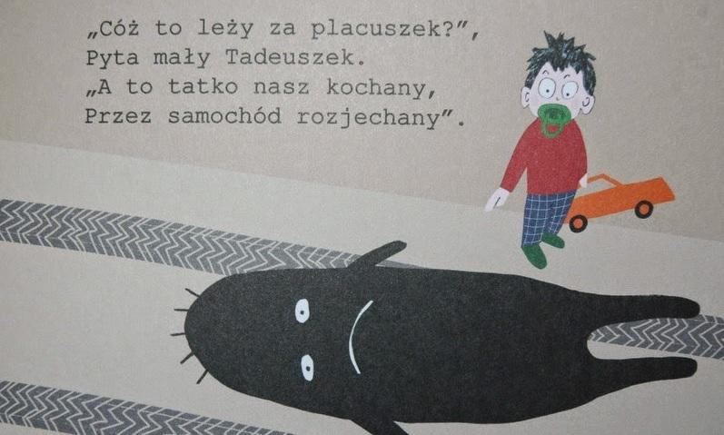 Najbardziej kontrowersyjna książka dla dzieci. Tak powinny wyglądać wierszyki dla najmłodszych?