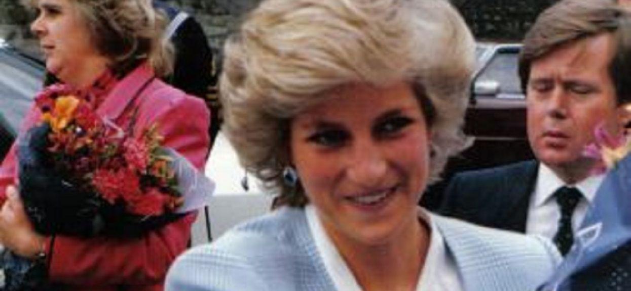 Księżna Diana napisała przed śmiercią list do synów