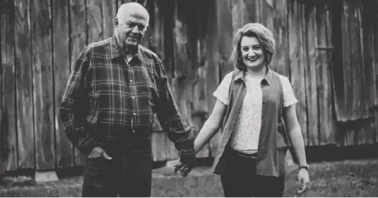 Wzięła ślub z mężczyzną starszym o 55 lat. Ich następna decyzja rozwścieczyła wiele osób, w głowie się nie mieści