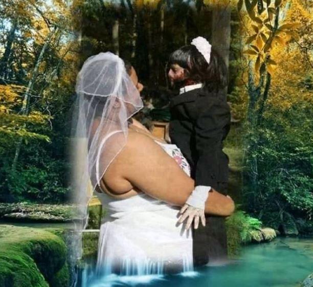 Ślub z nieżywym ukochanym