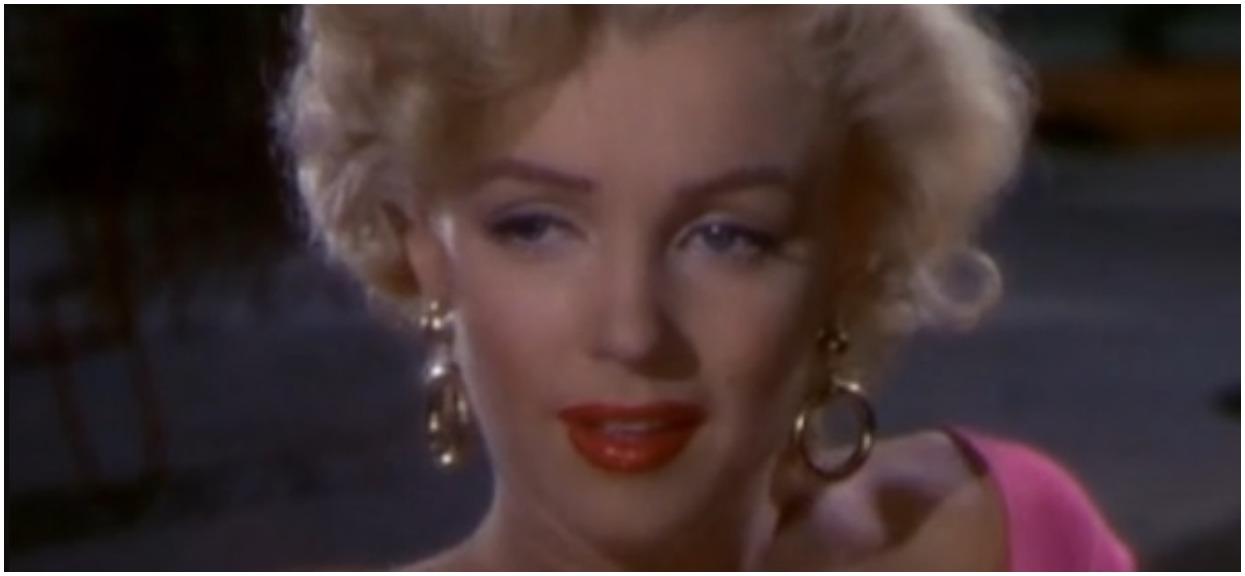 Marylin Monroe, jedna z najpiękniejszych kobiet w historii kina