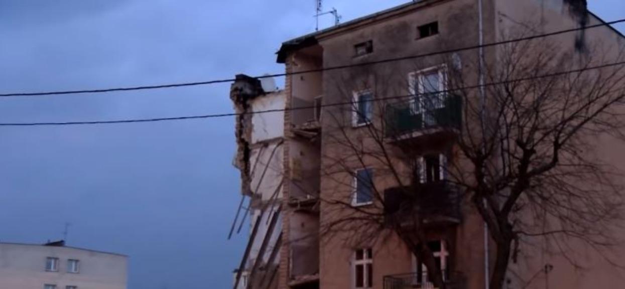 Wybuch kamienicy w Polsce, zginęły cztery osoby. Ujawniono, jak wielkie okrucieństwo mąż wyrządził swojej żonie