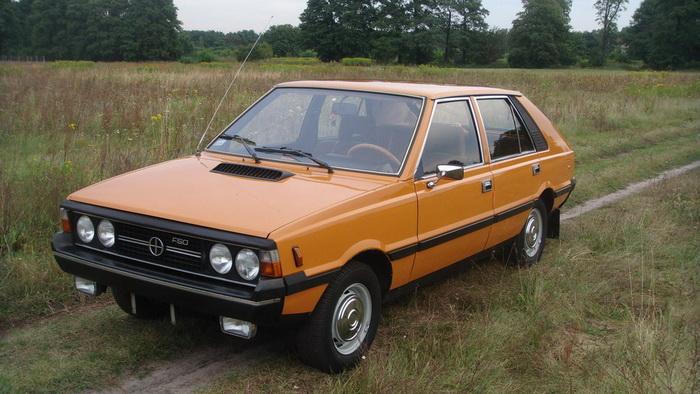 Polonez - ostatni polski samochód. Pamiętacie?