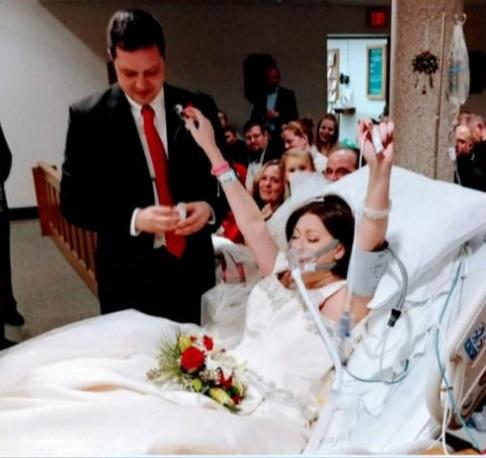 Ślub w szpitalu