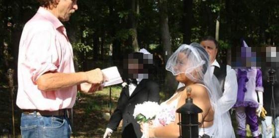 20-latka wzięła ślub z martwym ukochanym. Kulisy ceremonii porażają