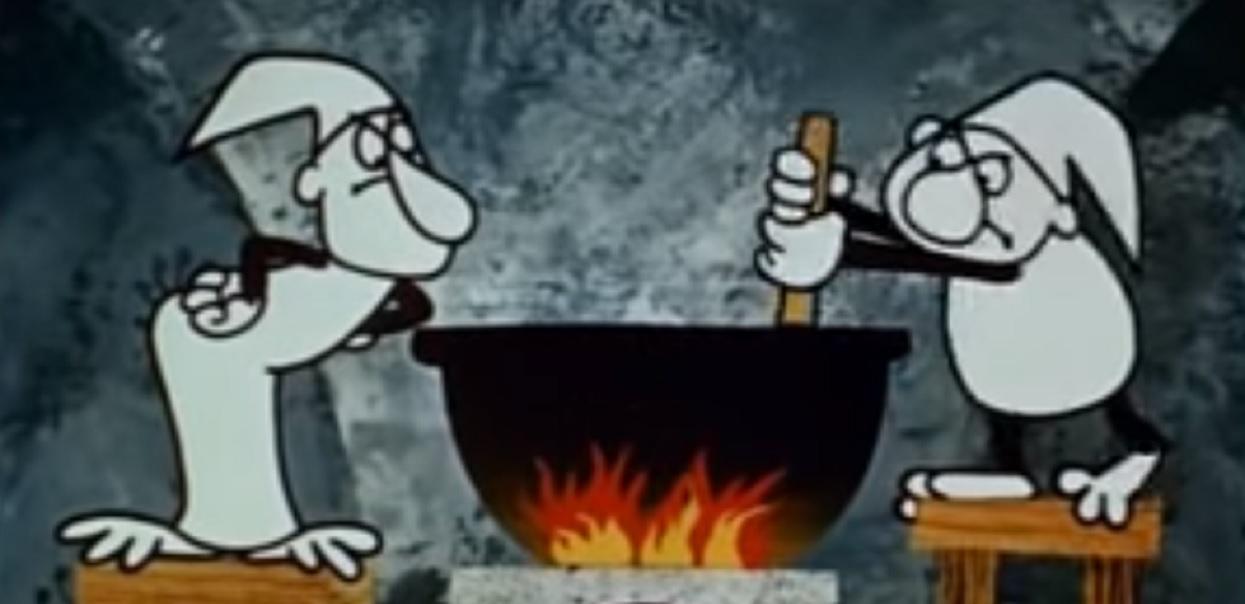 Pamiętacie Żwirka i Muchomorka?