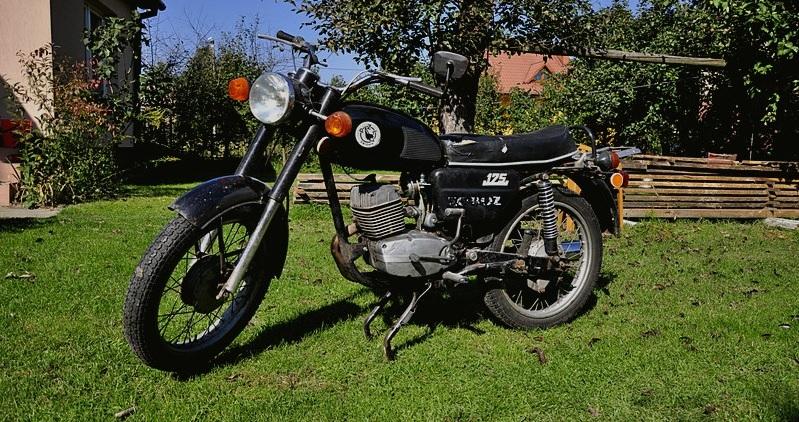 Wueska, kultowy motocykl PRL-u. Pamiętacie?