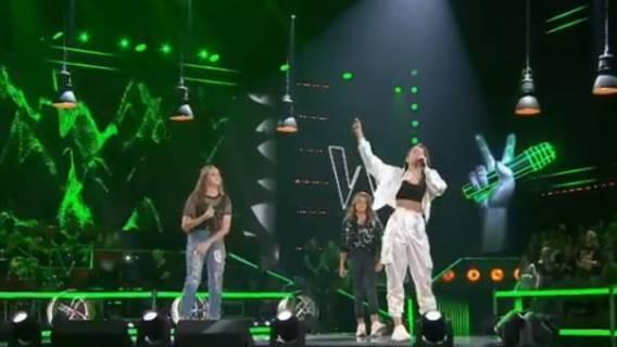 The Voice Kids występ