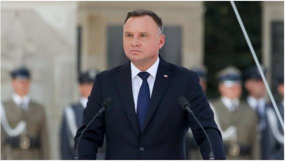 Wszystkich wryło. Andrzej Duda opublikował słowa o córce Tomasza Lisa, o co chodzi?