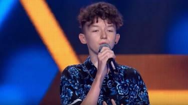 Przyznał się dopiero po zwycięstwie w The Voice Kids. Marcin Maciejczak wyznał prawdę po tym, jak otarł łzy z oczy