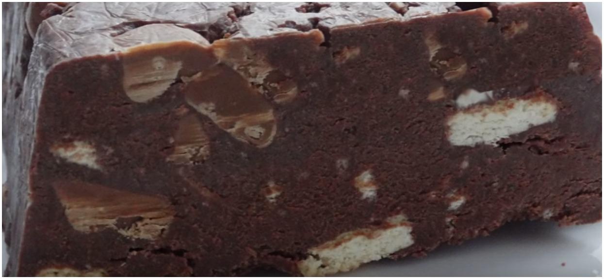 Cudowny, stary przepis na blok czekoladowy z czasów PRL. Smakuje jak za dawnych lat, słodkie niebo w gębie