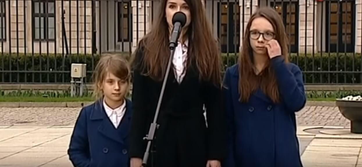 Córka Marty Kaczyńskiej wywołała poruszenie. Wszystko przez rzecz, którą zrobił jej ojciec