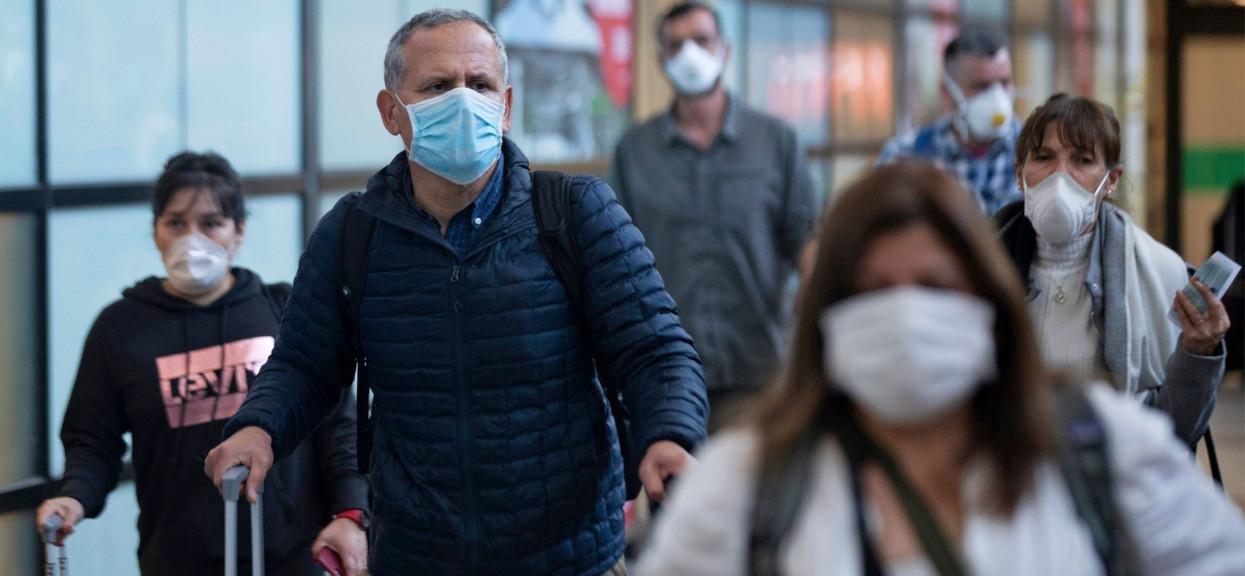 Dotarli do tajnego raportu zagranicznego rządu. Ujawniają, ile potrwa epidemia i ilu ludzi może umrzeć