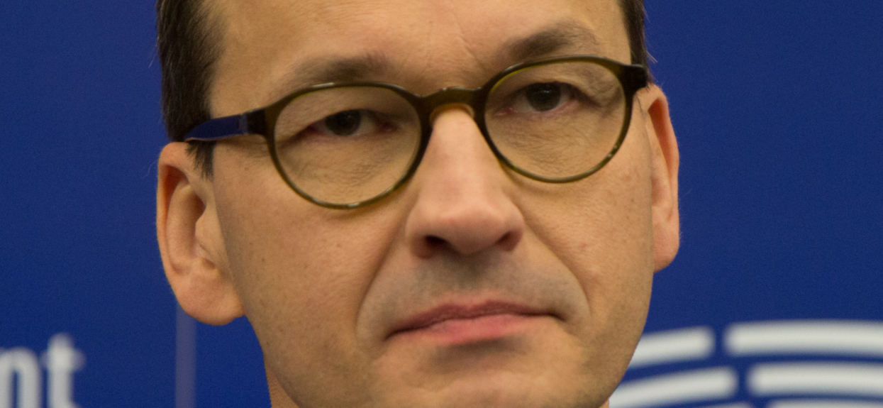 Szczere wyznanie premiera Morawieckiego. Niepokoi się zdrowiem matki, codziennie dzwoni