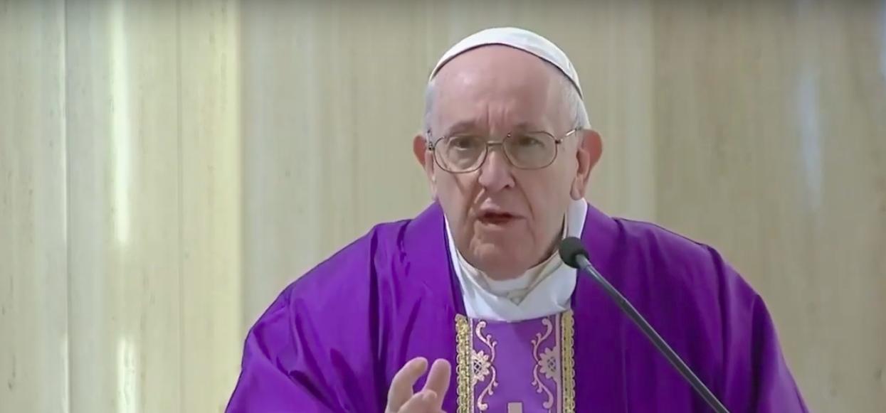 Ważny apel papieża Franciszka. Poprosił o jedną rzecz, podał datę 25 marca