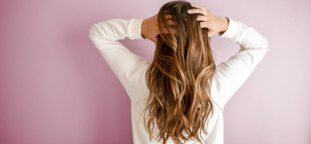 Włosy obcięte w domu