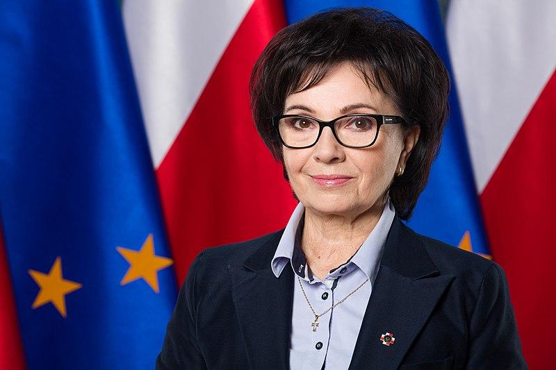 """Pilny apel Elżbiety Witek do wszystkich Polaków. Każdy musi go usłyszeć, chodzi o """"powrót do normaności"""""""