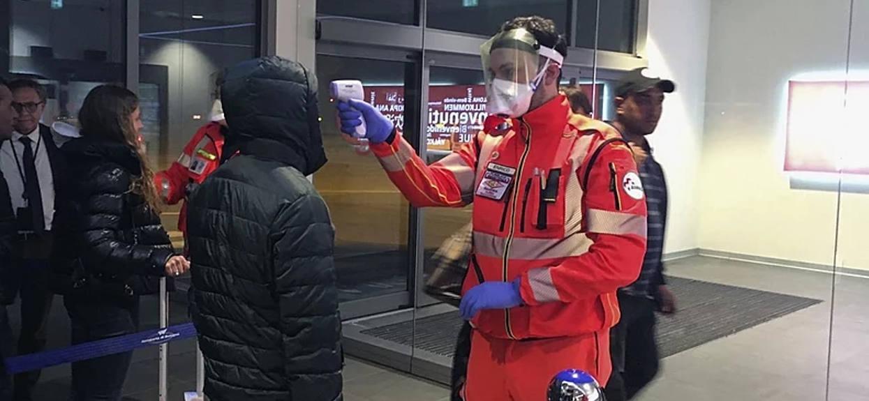 Tragiczne wiadomości z Włoch. Przez ostatnie 24 godziny koronawirus pochłonął najwięcej żyć od początku epidemii