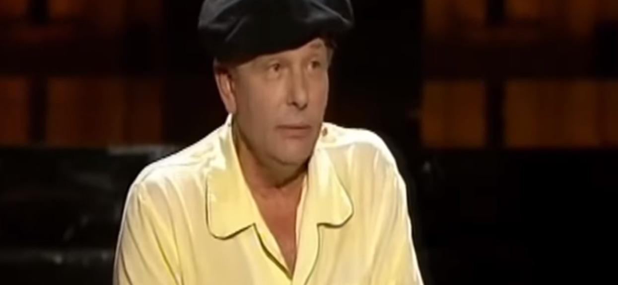 Niewiarygodne, co robił Zenon Laskowik, gdy rzucił kabaret. Nie chcieli wpuścić go do domu