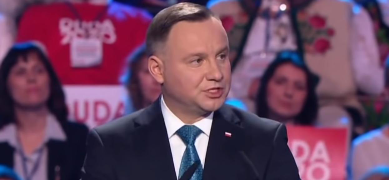 Andrzej Duda powiedział, że nie wycofa 500 plus jeśli nadal będzie prezydentem