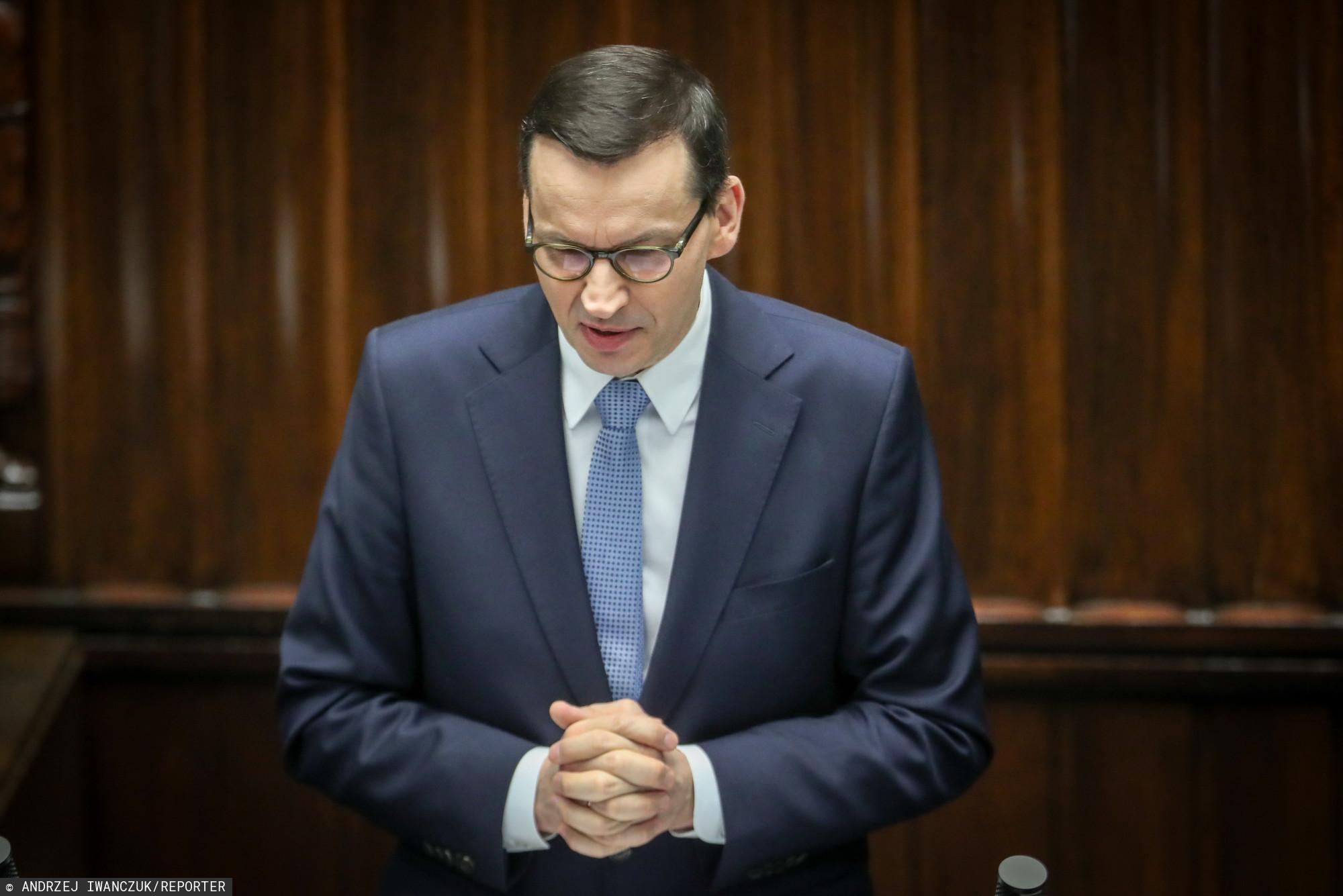 Premier Morawiecki chce nowych podatków. Mowa o ogromnych kwotach