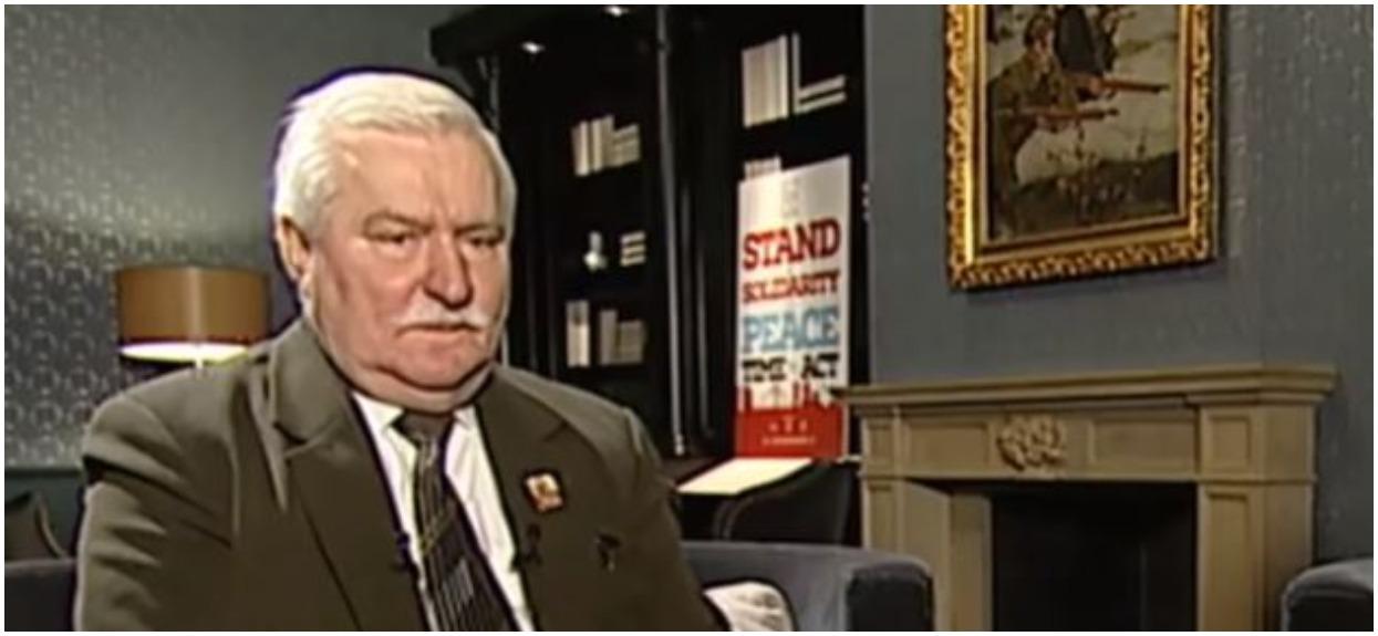 """Lech Wałęsa o epidemii: """"Na coś trzeba umrzeć'. Burza w sieci"""