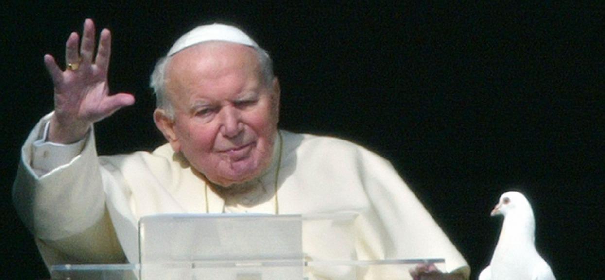 Jan Paweł II - dziś 15. rocznica jego śmierci