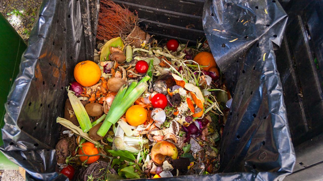 Polacy masowo pozbywają się zapasów jedzenia. Zdjęcia śmietników powalają