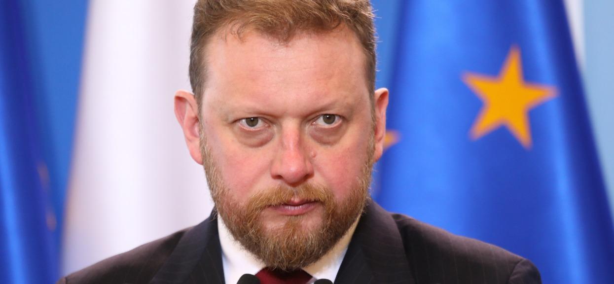 Łukasz Szumowski zdradził swoje wielkie plany. W ich realizacji przeszkodził mu koronawirus, żona musi poczekać