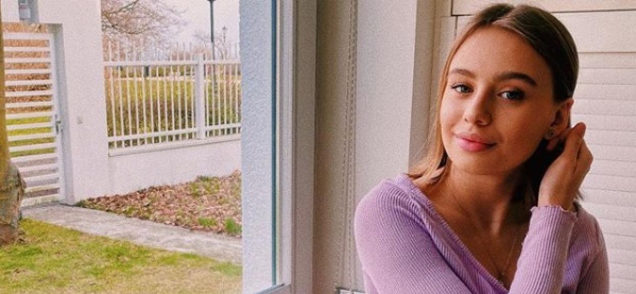 """Oliwia Bieniuk w końcu pokazała się z bobasem. """"Piękna rodzinka"""""""