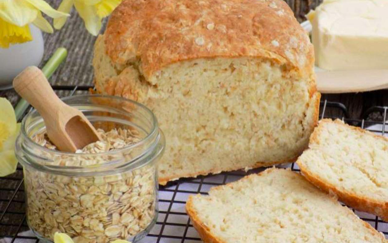 Chleb można upiec też bez drożdży. Smakuje nieziemsko a przepis jest banalny