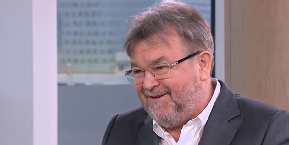 Niebywałe doniesienia mediów. Edward Miszczak wpadł w miłosne objęcia niemal o 30 lat młodszej gwiazdy TVN