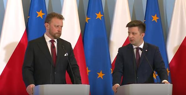 Już nie ma złudzeń. Łukasz Szumowski i szef KPRM zabrali głos w sprawie Wielkanocy