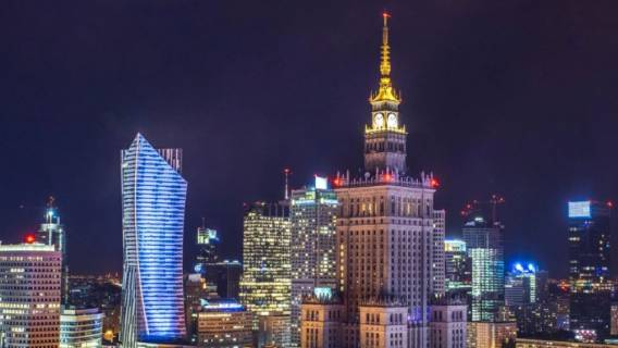 Warszawa skrywała sekret sprzed lat.