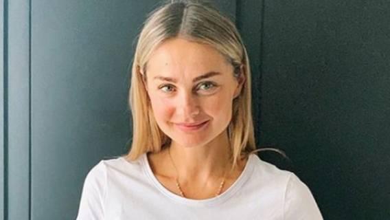 Małgorzata Socha pokazała wielkanocny stół