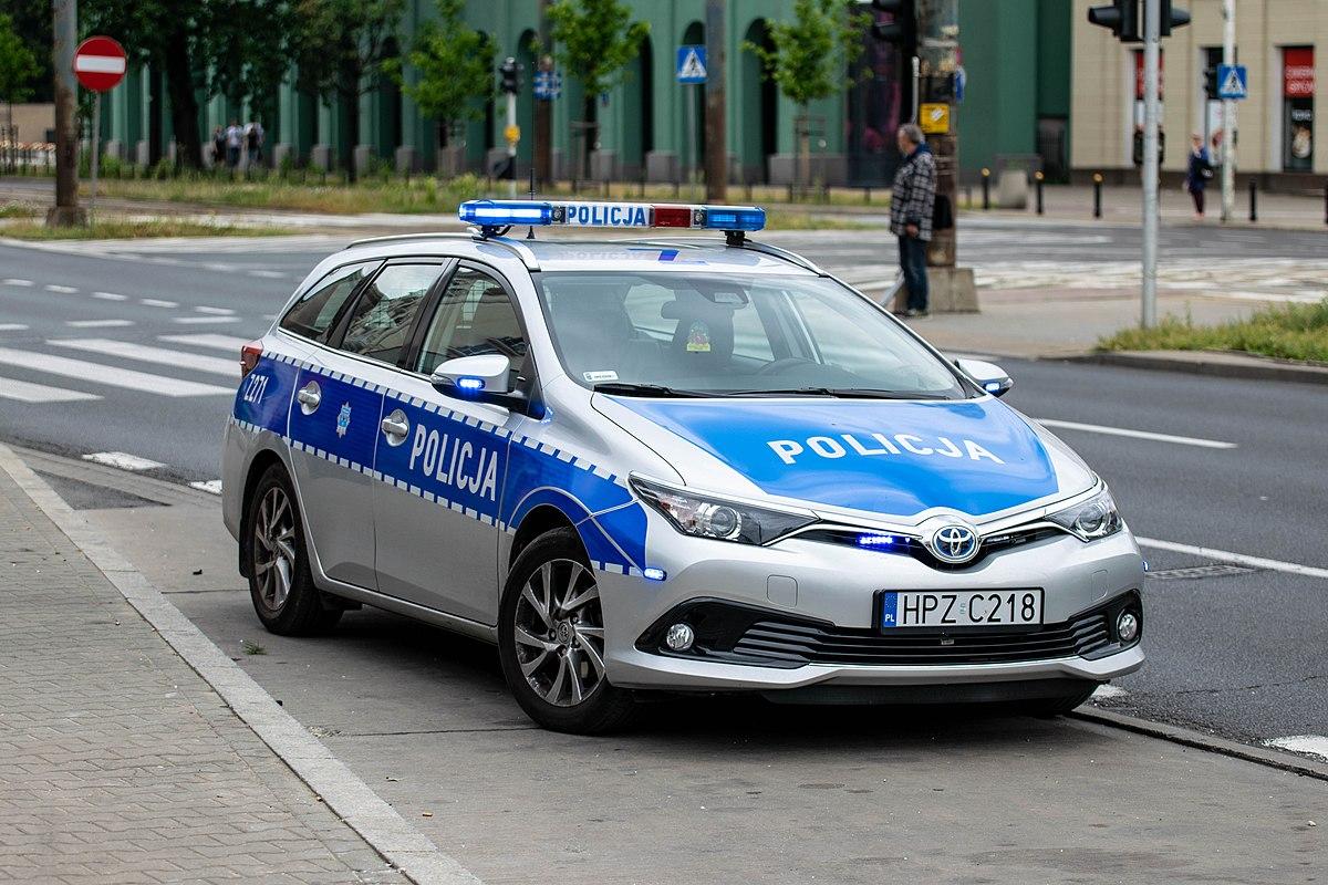 Komisariat policji pod kwarantanną. Policjanci mieli kontakt z mieszkańcami?