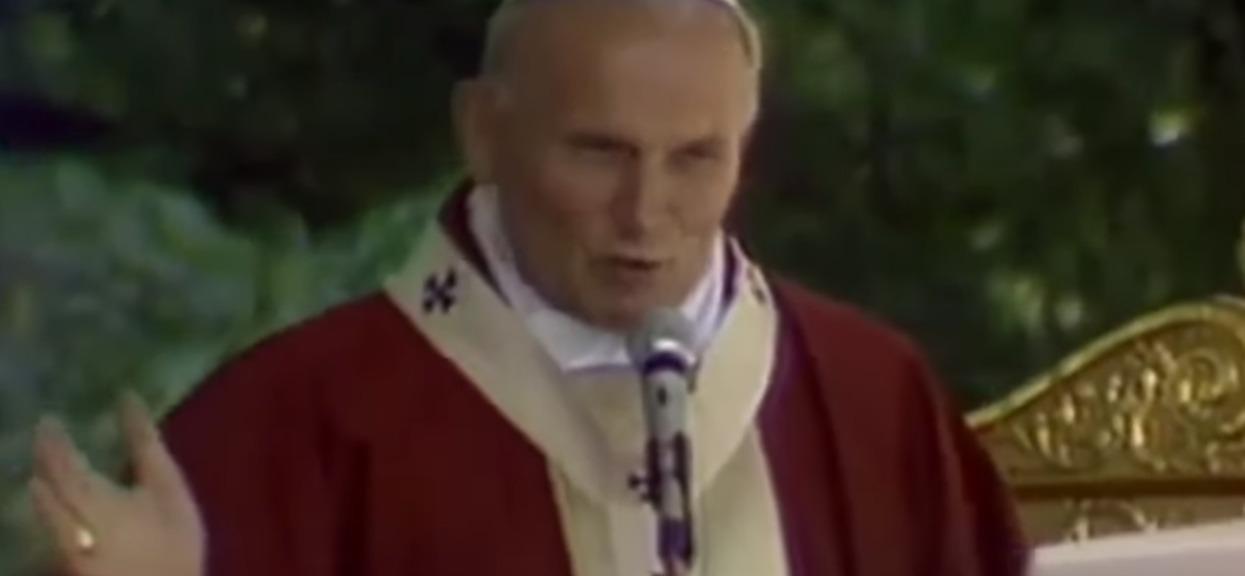 Kwaśniewski zdradził, co Jan Paweł II powiedział mu w trakcie wizyty w Polsce. Ciężko uwierzyć